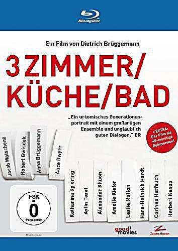 3 Zimmer Küche Bad Blu-ray jetzt im Weltbild.de Shop bestellen