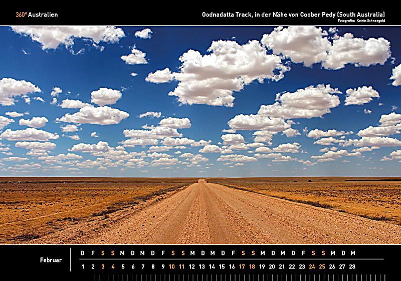 kalender australien