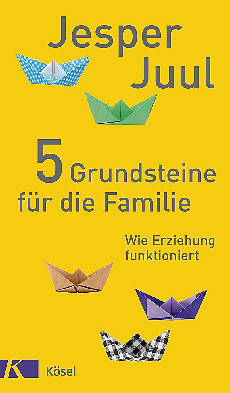 5 grundsteine f r die familie buch portofrei bei. Black Bedroom Furniture Sets. Home Design Ideas