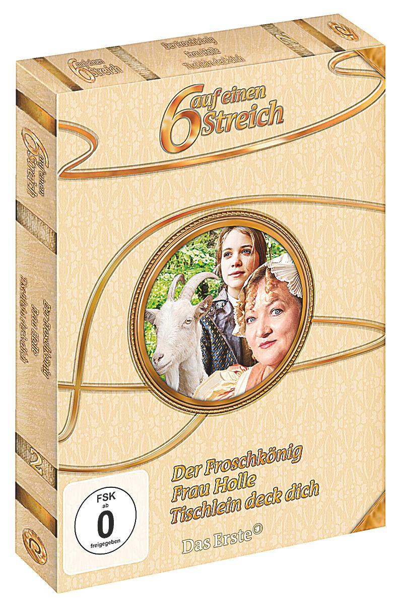6 auf einen streich vol 2 dvd bei bestellen. Black Bedroom Furniture Sets. Home Design Ideas