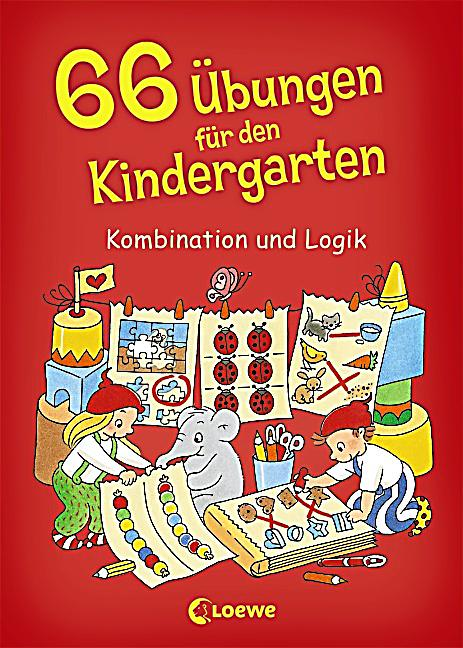 66 bungen f r den kindergarten kombination und logik. Black Bedroom Furniture Sets. Home Design Ideas