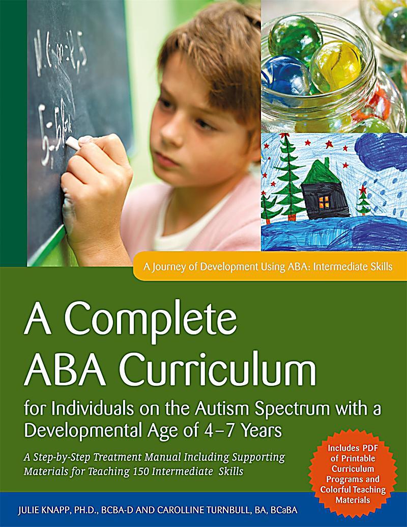 a complete aba curriculum pdf