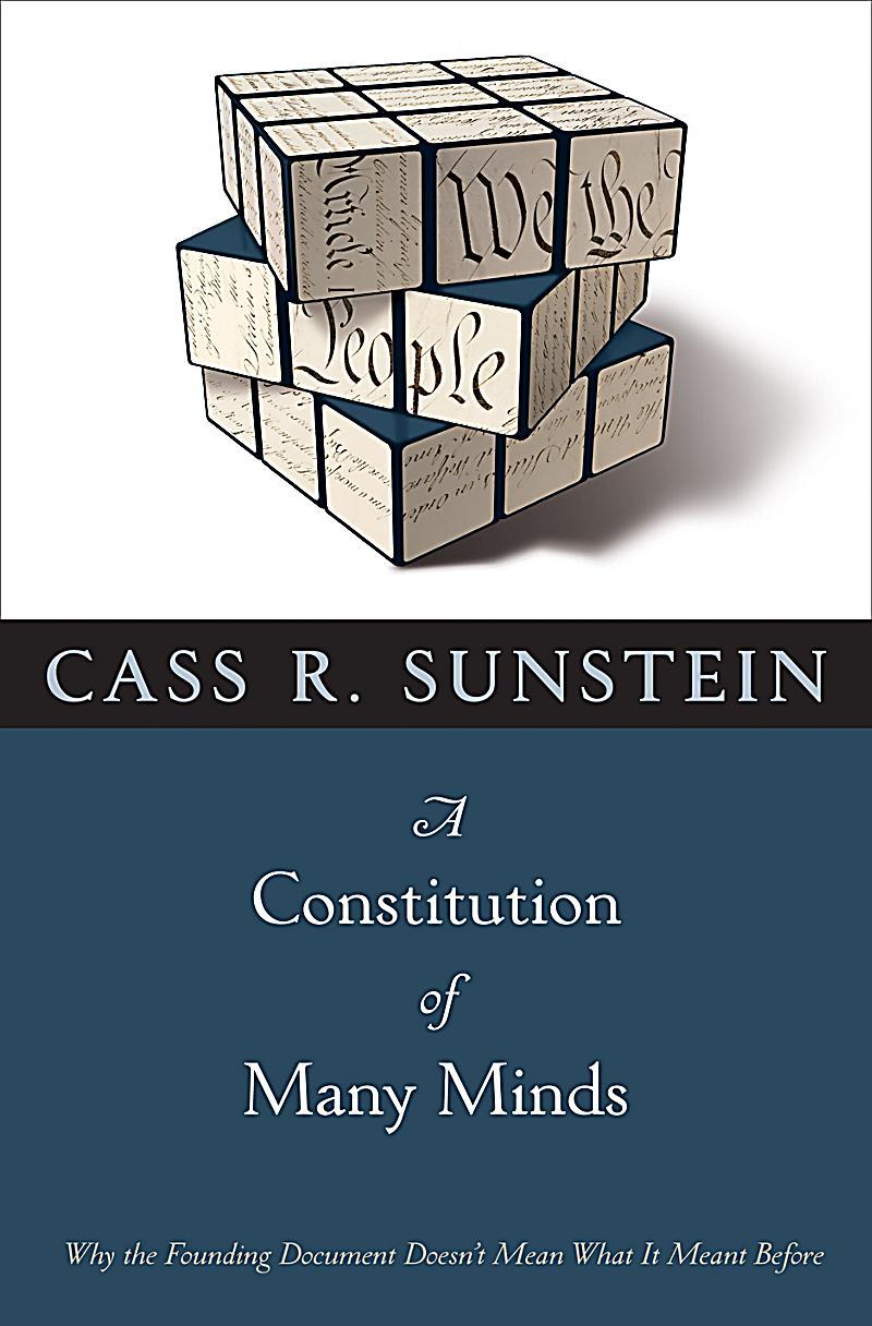 A Constitution Of Many Minds Ebook Jetzt Bei Weltbild De