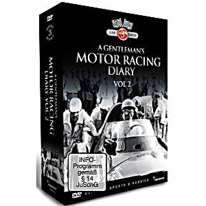 a gentleman 39 s motor racing diary vol 2 dvd. Black Bedroom Furniture Sets. Home Design Ideas