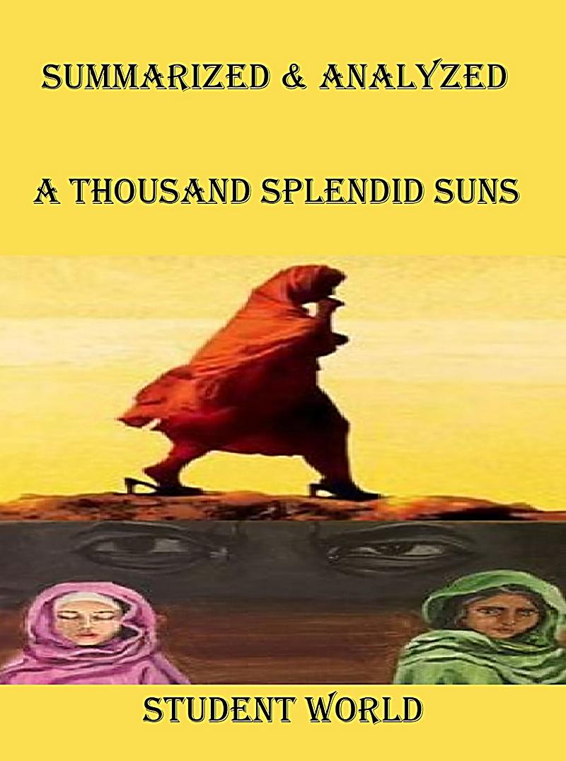 a thousand splendid suns journal This article looks at female level of resistance though the viewpoint of post- colonialism and feminism based on khaled hosseini's novel, thousand splendid suns the article concentrates on levels of resistance as a part of afghan female's lifestyle against the gender oppression that are enforced on them through their.