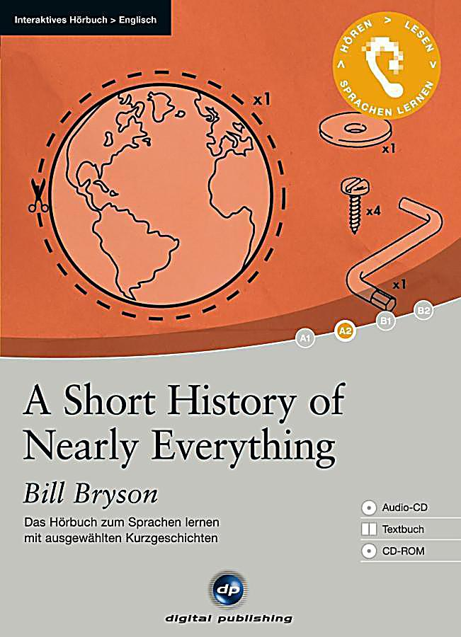 the short history of nearly everything pdf