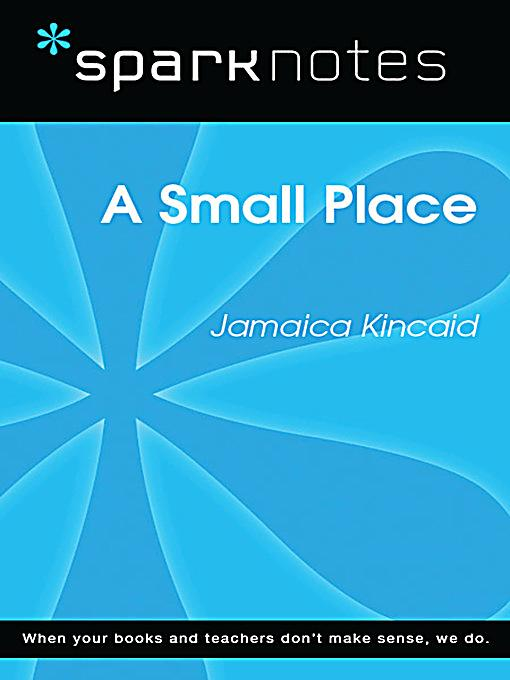 an analysis of the tones in a small place by jamaica kincaid Everything you need to know about the tone of jamaica kincaid's a small place, written by experts with you in mind.