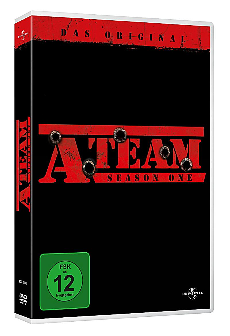 a team season 1 dvd jetzt bei online bestellen. Black Bedroom Furniture Sets. Home Design Ideas