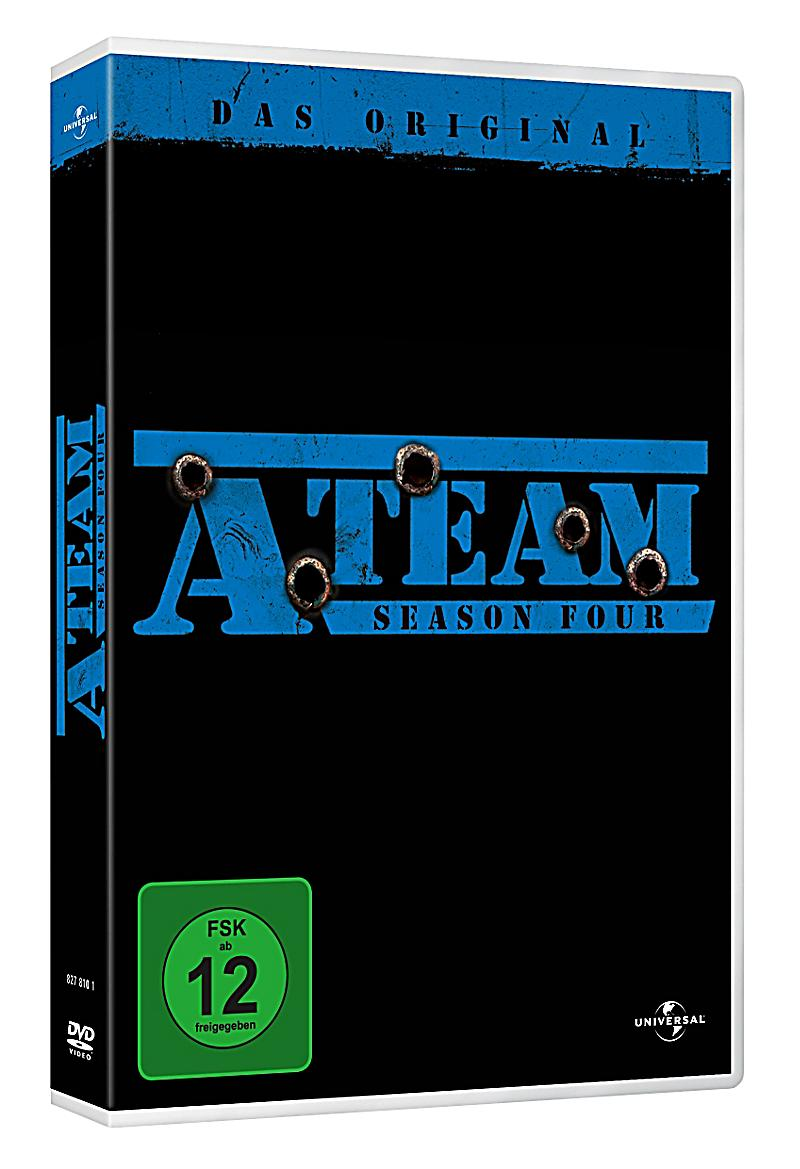 a team season 4 dvd jetzt bei online bestellen. Black Bedroom Furniture Sets. Home Design Ideas