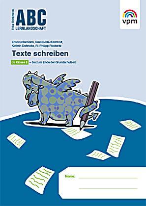 ABC Lernlandschaft 2+: Texte schreiben Buch portofrei - Weltbild.de