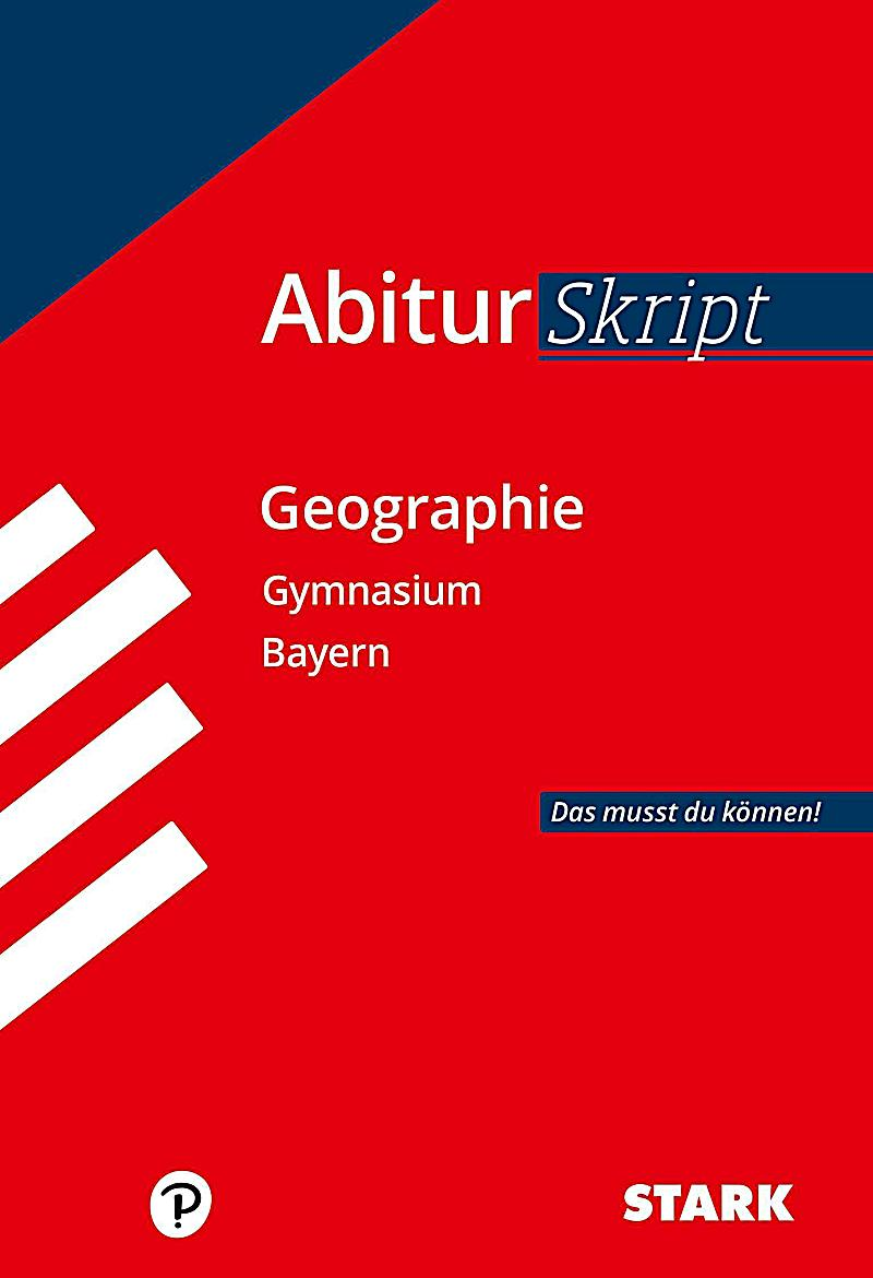 abiturskript geographie gymnasium bayern buch portofrei. Black Bedroom Furniture Sets. Home Design Ideas