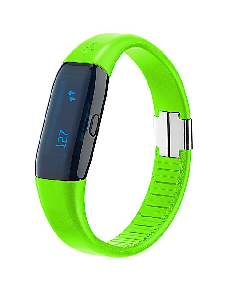 activity tracker gr n blau fitnessarmband bestellen. Black Bedroom Furniture Sets. Home Design Ideas