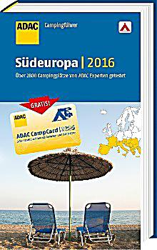 adac campingf hrer s deuropa 2016 buch portofrei bei. Black Bedroom Furniture Sets. Home Design Ideas