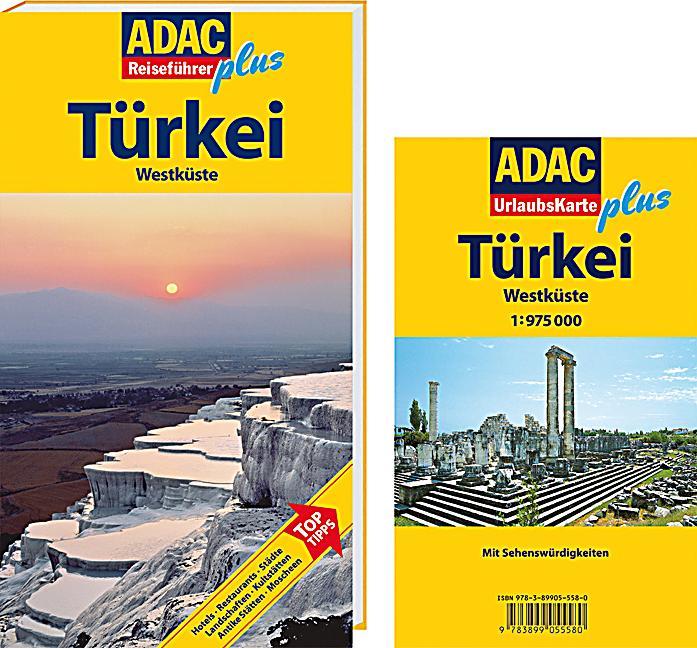 ADAC Reiseführer plus Türkei Westküste - hrer Tü