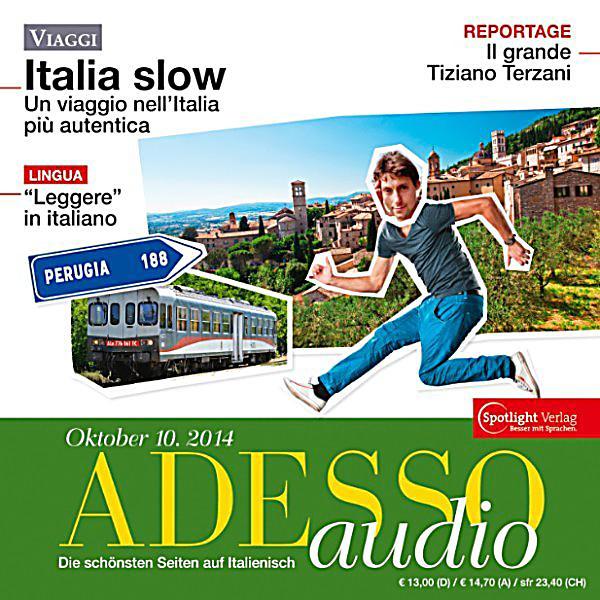 adesso audio italienisch lernen audio italienisch lesen h rbuch download. Black Bedroom Furniture Sets. Home Design Ideas