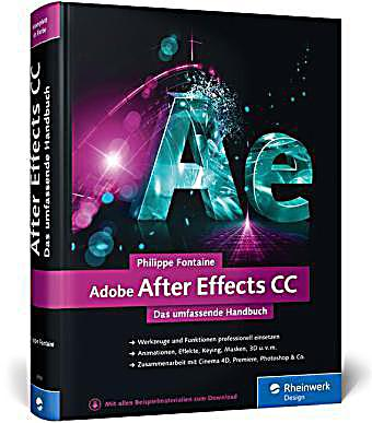 adobe after effects cc buch portofrei bei. Black Bedroom Furniture Sets. Home Design Ideas