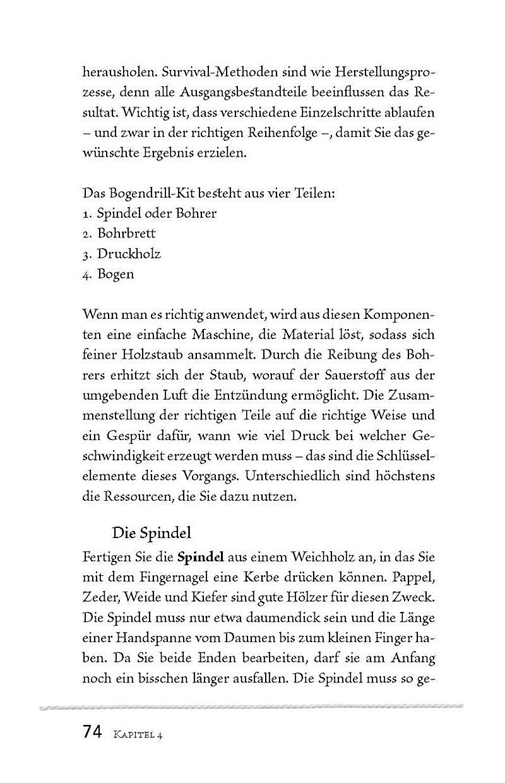 Advanced Bushcraft - Überleben in der Wildnis Buch kaufen   Jokers.de