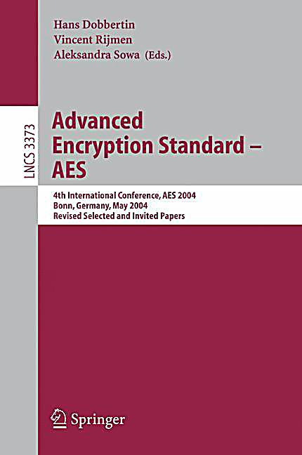 Research paper on advanced encryption standard