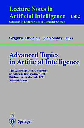 Artificial intelligence thesis papers