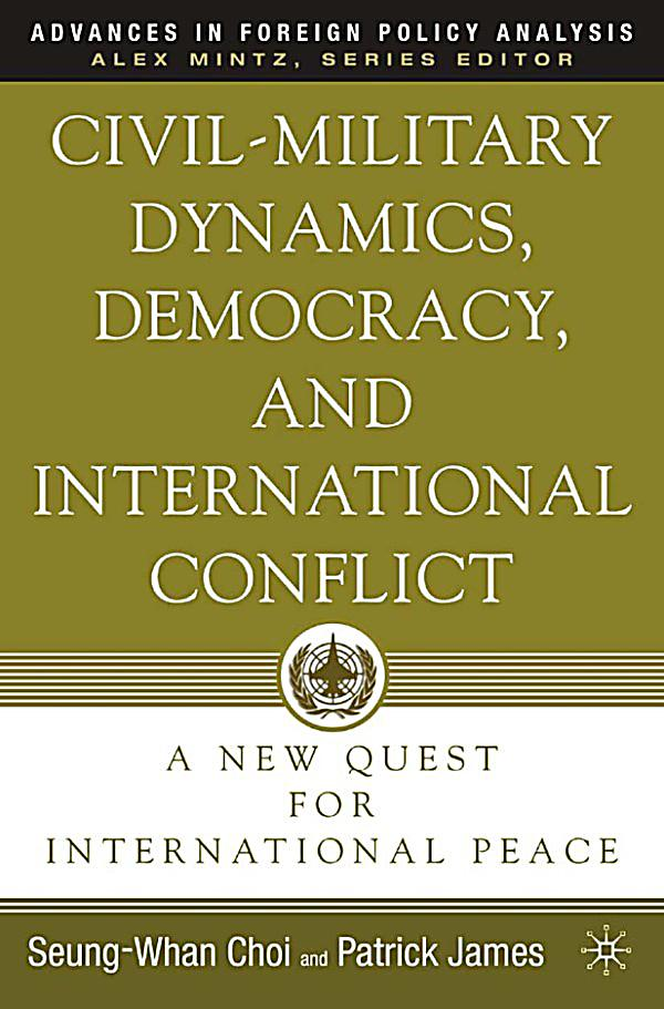 an analysis of democratic peace