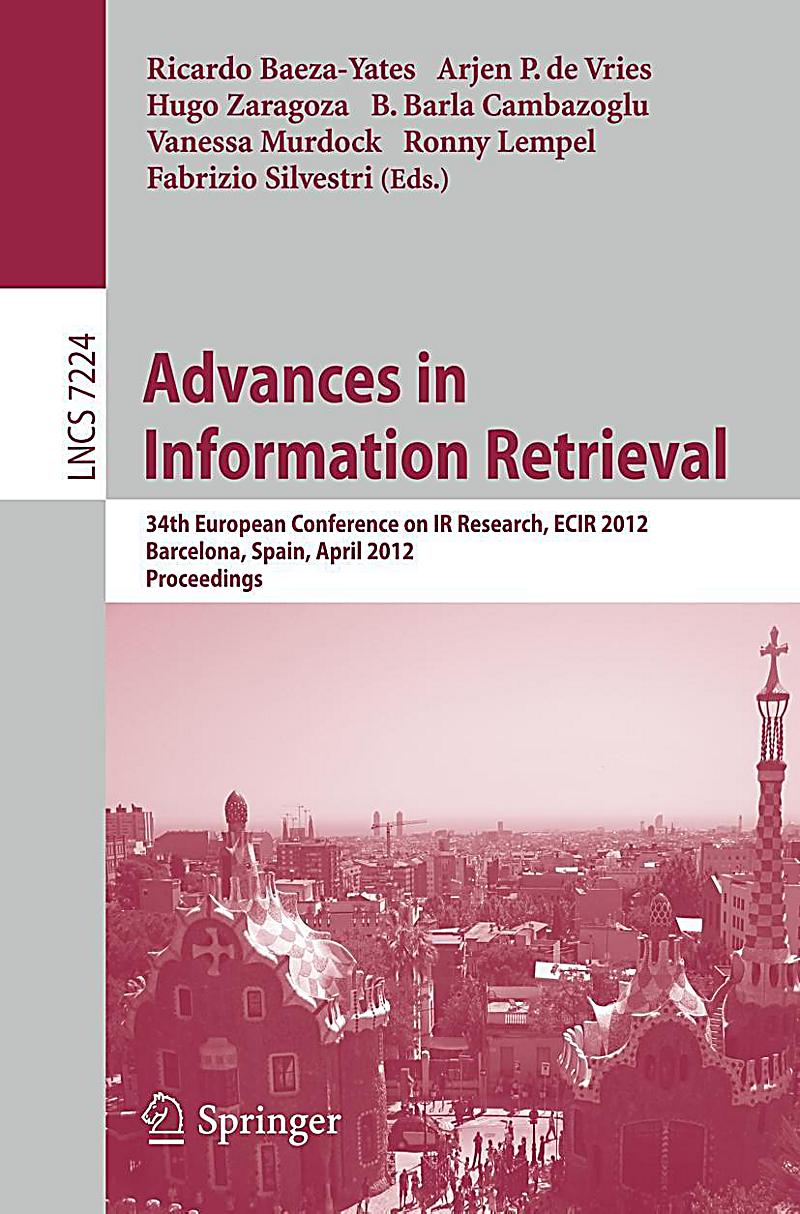 research papers in information retrieval