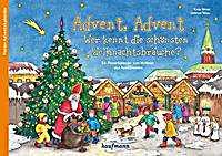 advent advent wer kennt die sch nsten weihnachtsbr uche kalender bestellen. Black Bedroom Furniture Sets. Home Design Ideas
