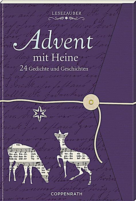 advent mit heine buch von heinrich heine portofrei. Black Bedroom Furniture Sets. Home Design Ideas