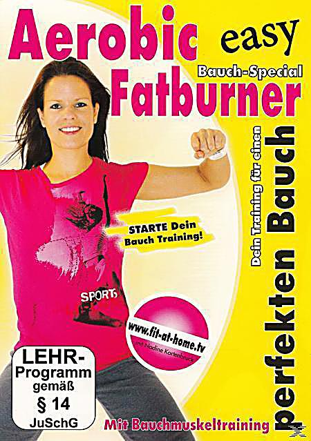 aerobic fatburner bauch spezial dein training f r den perfekten bauch film. Black Bedroom Furniture Sets. Home Design Ideas