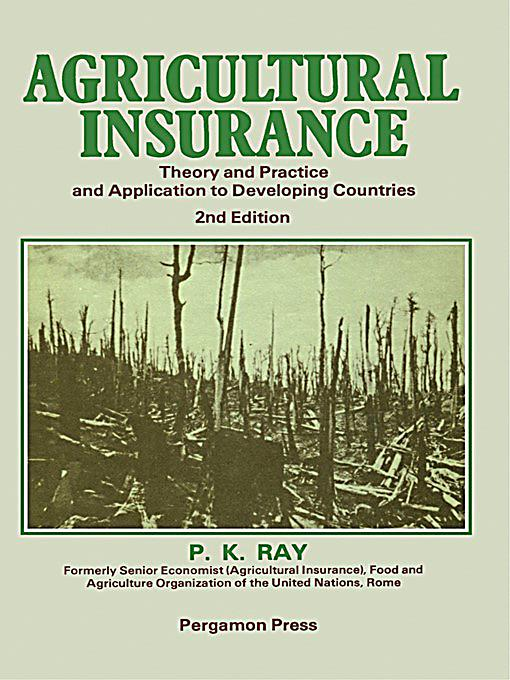 agriculture insurance in india pdf