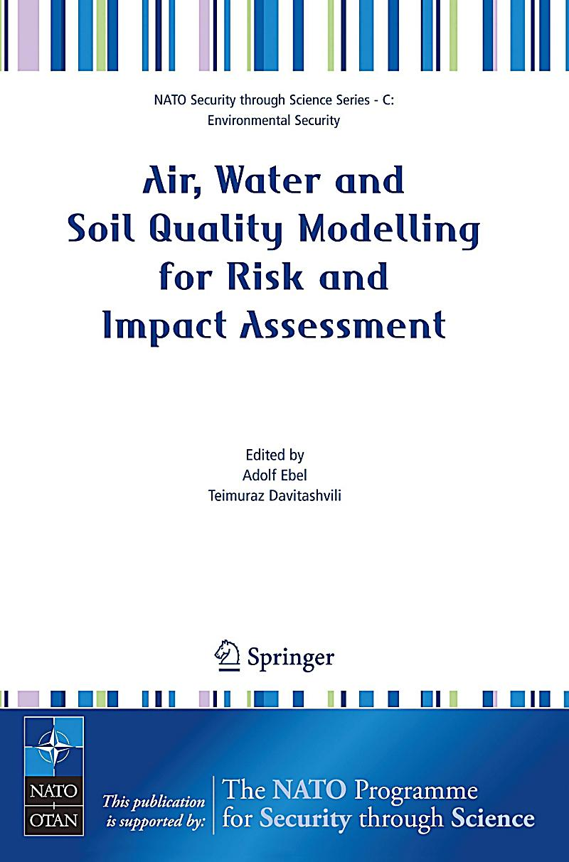 Air water and soil quality modelling for risk and impact for Soil quality pdf