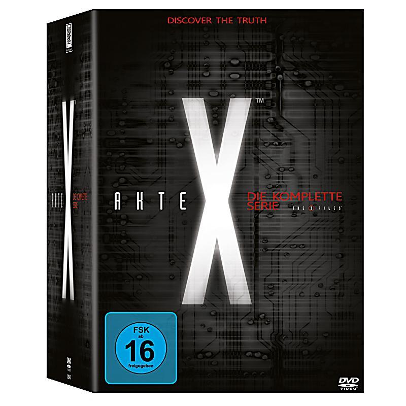 Akte X Staffel 1