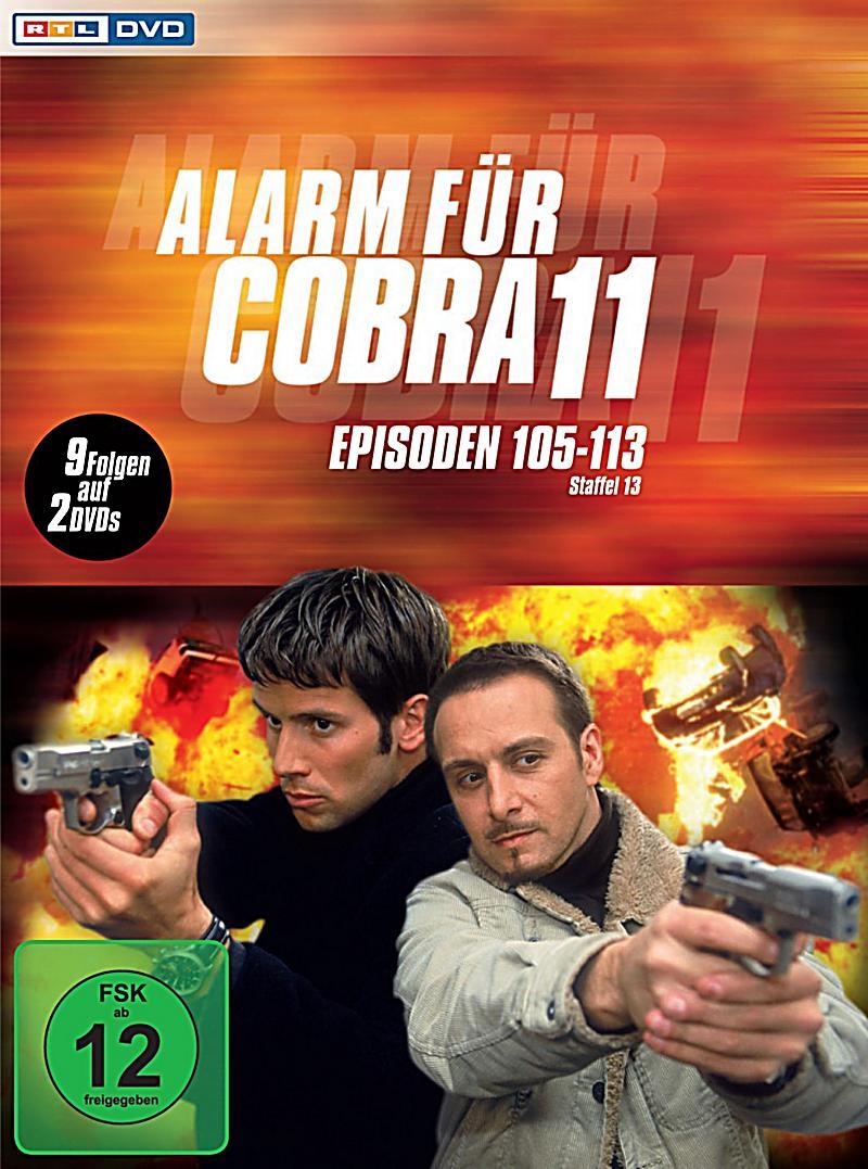alarm f r cobra 11 staffel 13 dvd bei bestellen. Black Bedroom Furniture Sets. Home Design Ideas