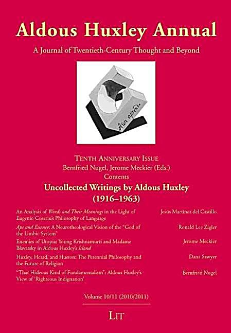 aldous huxley complete essays vol 2 Volume i begins with his essays for gilbert murray's athenaeum and his music  essays for the new  volume 2 of complete essays of aldous huxley series.