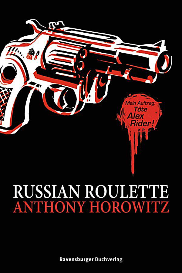Russian roulette anthony horowitz paperback
