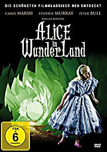 alice im wunderland dvd bei bestellen. Black Bedroom Furniture Sets. Home Design Ideas