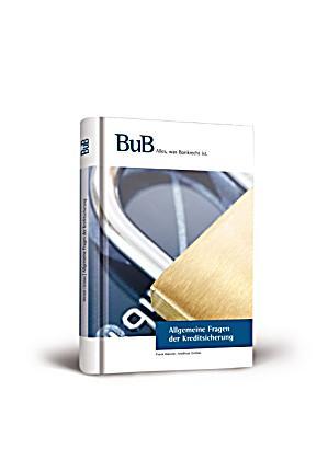 Allgemeine Fragen der Kreditsicherung Buch portofrei Weltbild.de