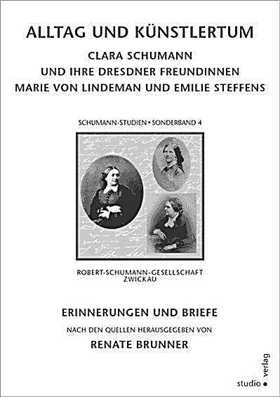 Briefe Von Clara Schumann : Alltag und künstlertum buch portofrei bei weltbild