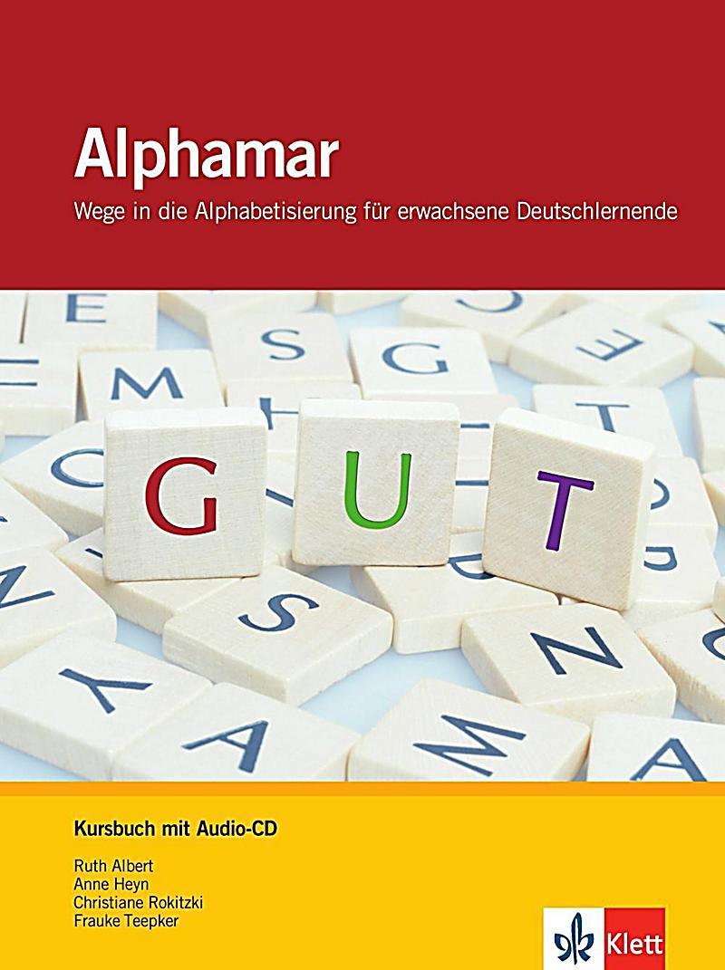 Alphamar kursbuch m audio cd buch portofrei bei for Christiane heyn