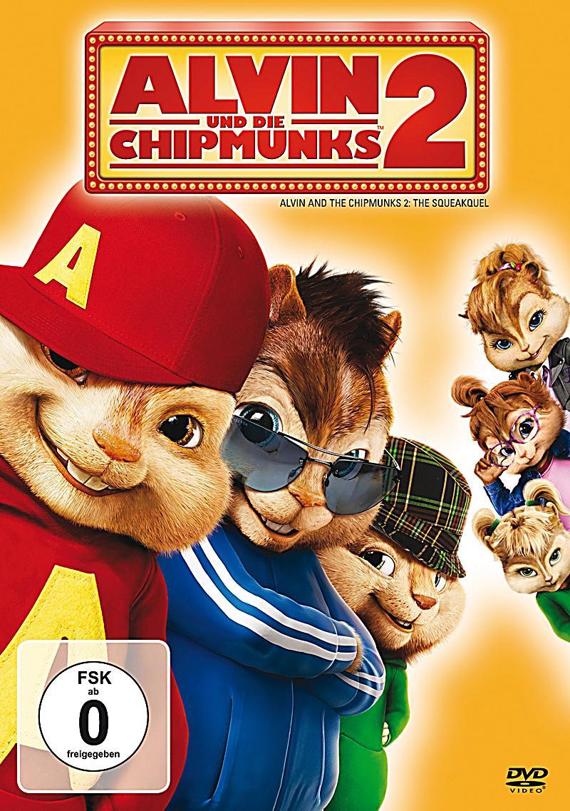 alvin und die chipmunks 2 dvd bei bestellen. Black Bedroom Furniture Sets. Home Design Ideas