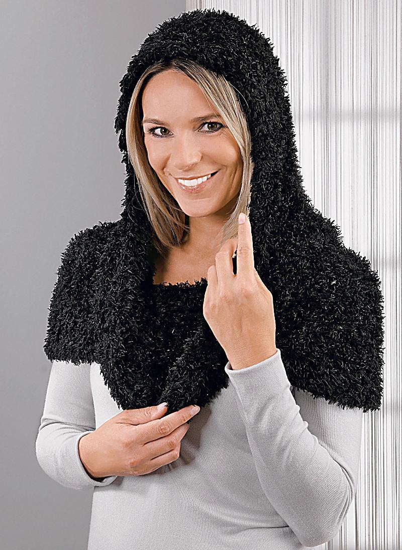 amazing scarf multischal farbe schwarz. Black Bedroom Furniture Sets. Home Design Ideas