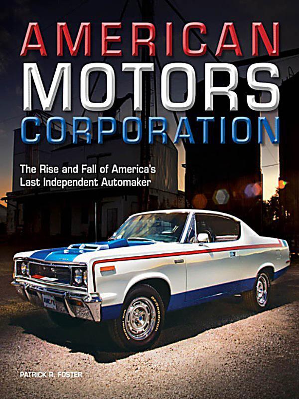 American Motors Corporation Ebook Jetzt Bei