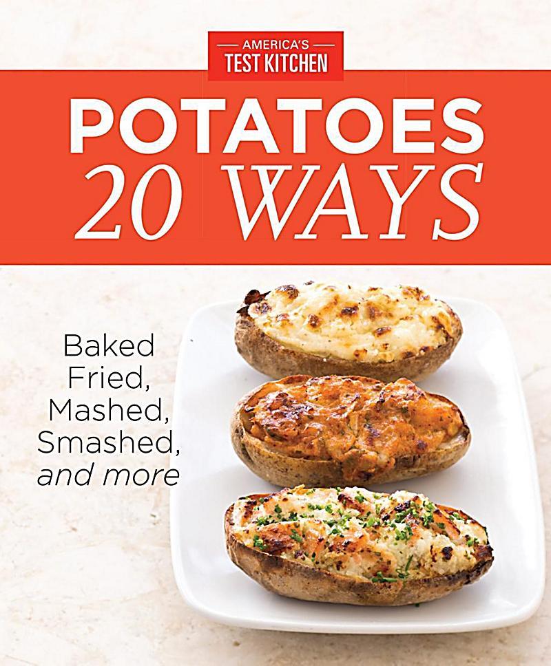 Baked Potato America S Test Kitchen