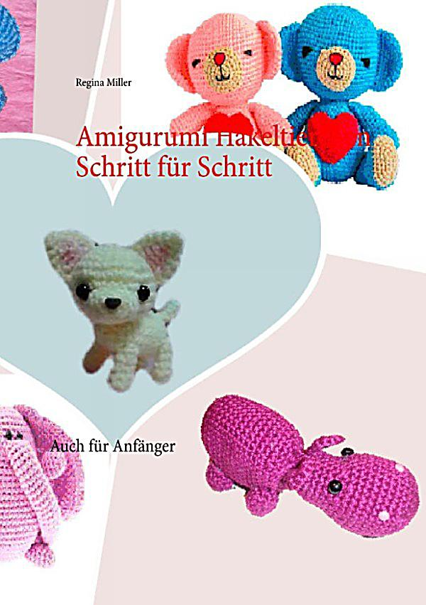 amigurumi h keltierchen schritt f r schritt ebook. Black Bedroom Furniture Sets. Home Design Ideas