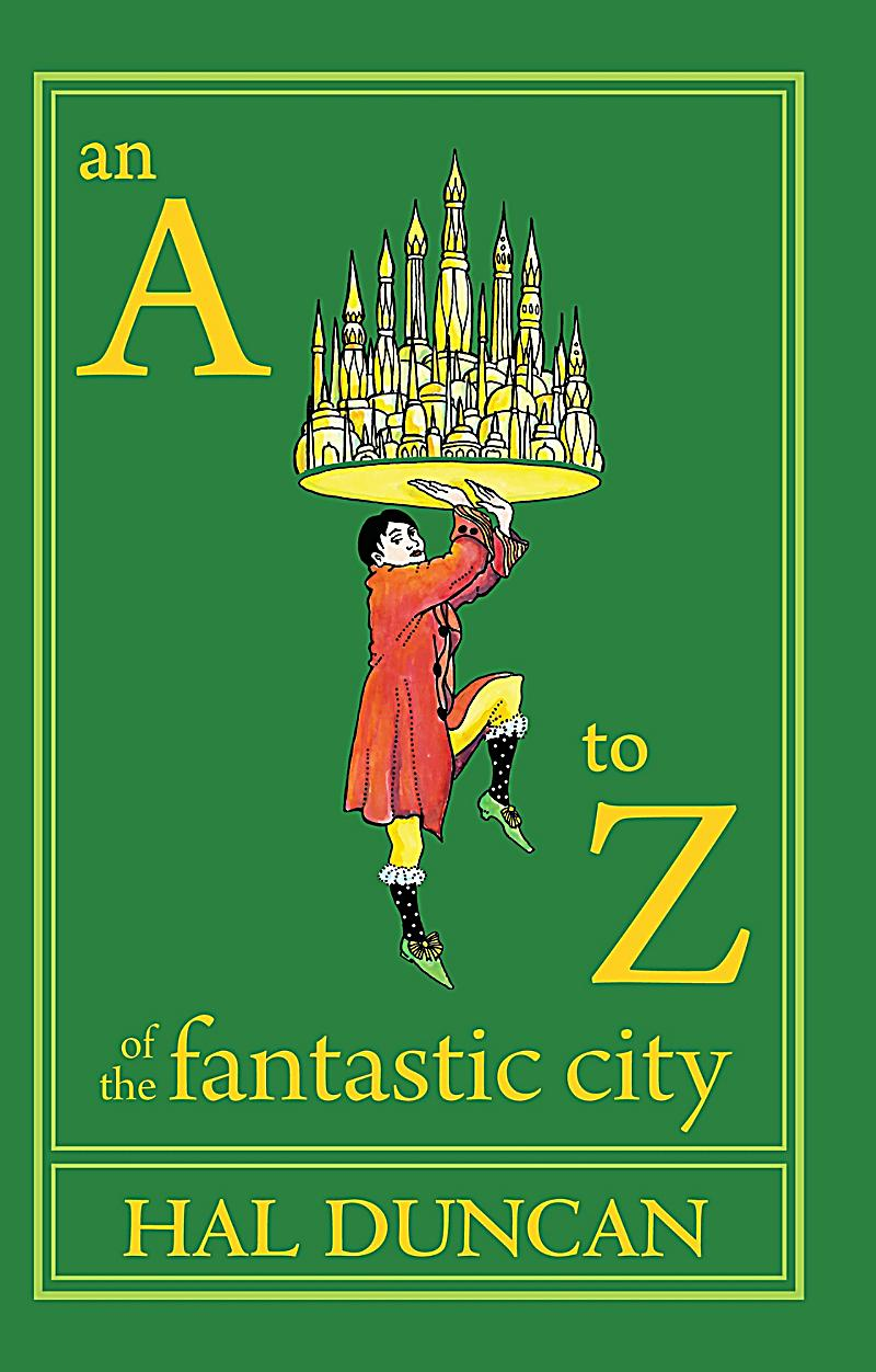 An A To Z Of The Fantastic City Ebook Jetzt Bei Weltbild Ch