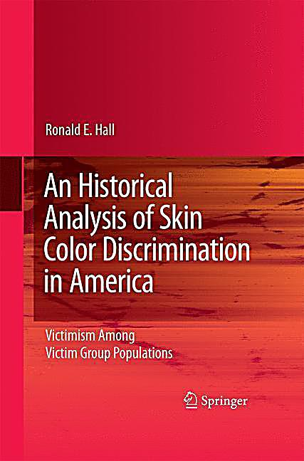 an analysis of racism in america The struggle with racism in america racism has been a problem in the united states of america for a long time composing a critical analysis essay home.