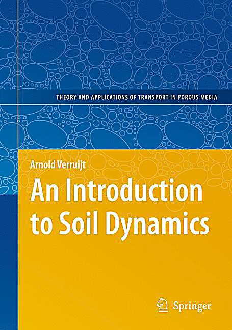 An introduction to soil dynamics buch portofrei bei for Introduction of soil