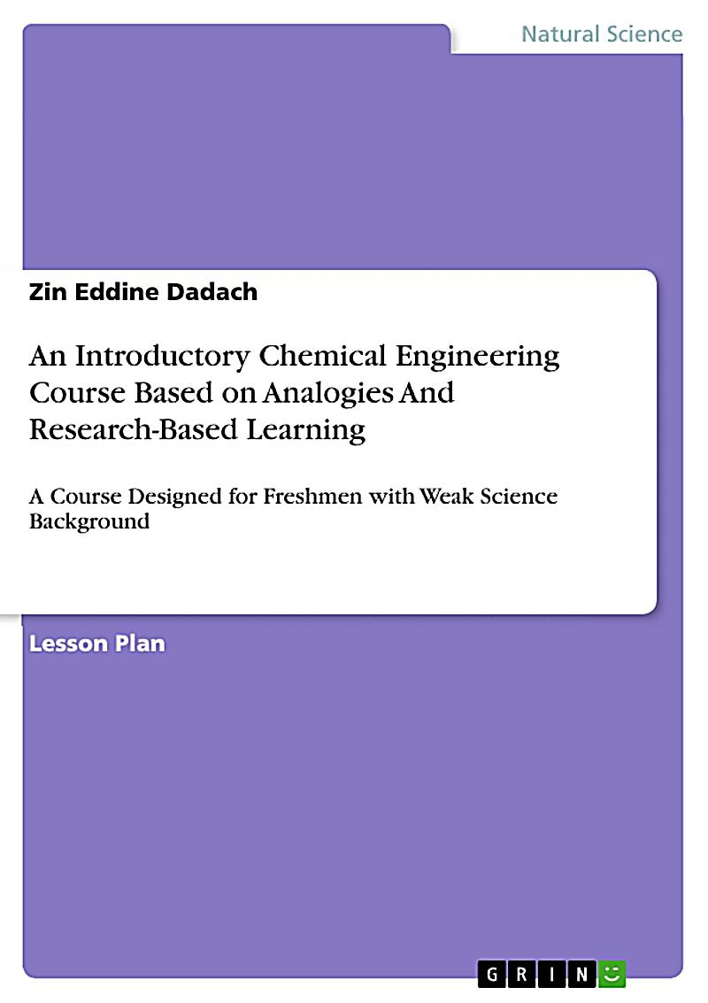chemical engineering books for beginners pdf