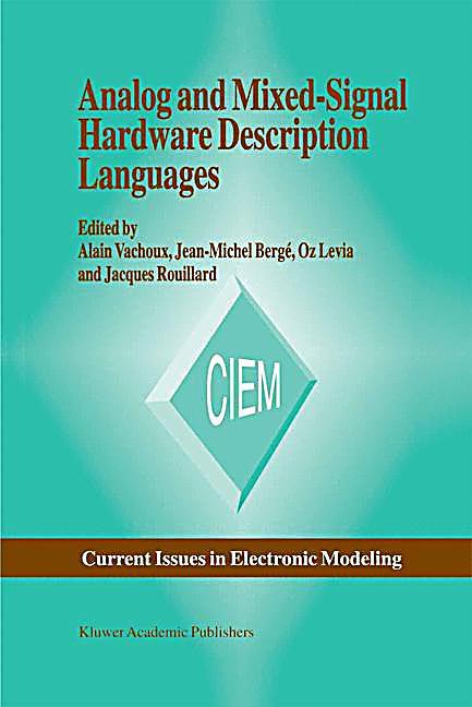 Hardware Description Languages In Digital Systems Design