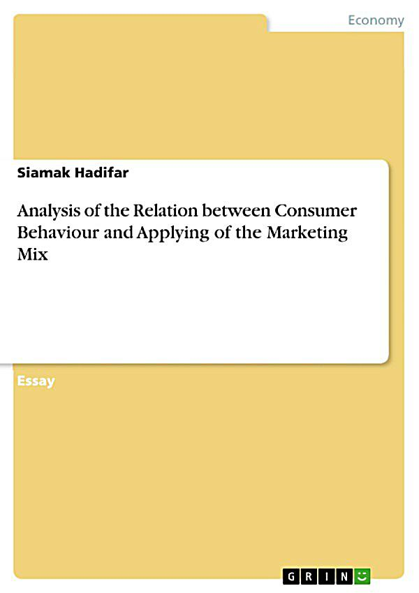 an essay on the interaction between advertising and consumer behavior Journal of consumer behaviour theory in sensory marketing and consumer behavior and offers practical the three-way interaction between trust in.