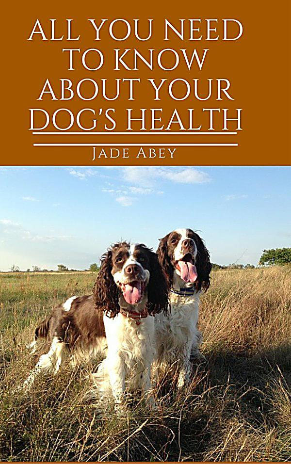 Animal Lover: All You Need to Know About Your Dog's Health ...